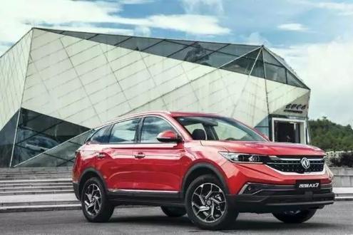和范闲一样自信,这款自主品牌SUV拆了发动机给你看技术?