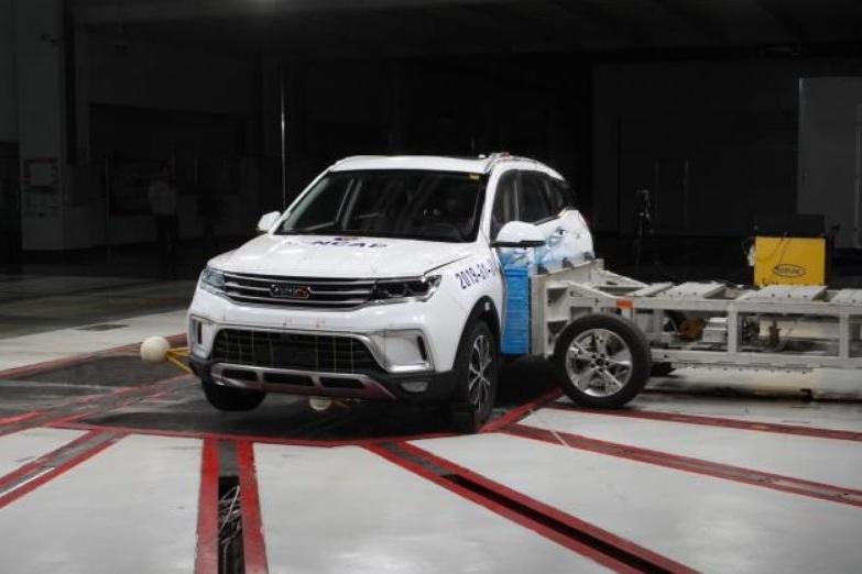 今年最后一批C-NCAP碰撞测试成绩公布!这个结果出乎人们意料