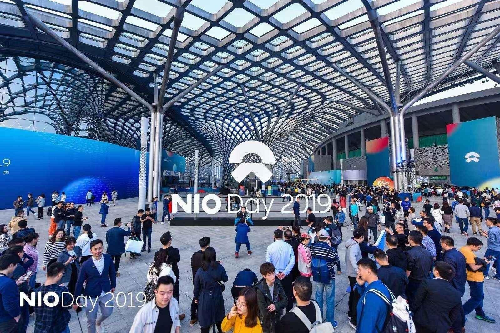 NIO Day 2019 给蔚来一些掌声