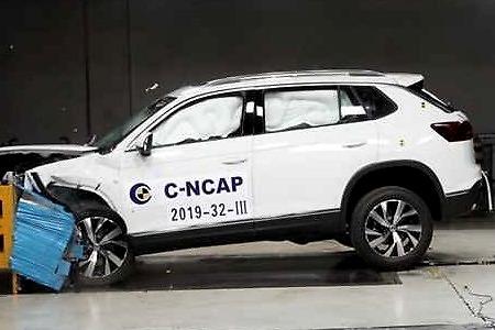 2019年C-NCAP第四批评价结果:野马博骏仅获两星