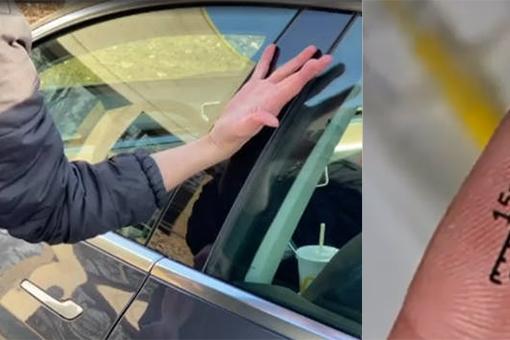 换车了怎么办?美国一男子将特斯拉钥匙芯片植入手背