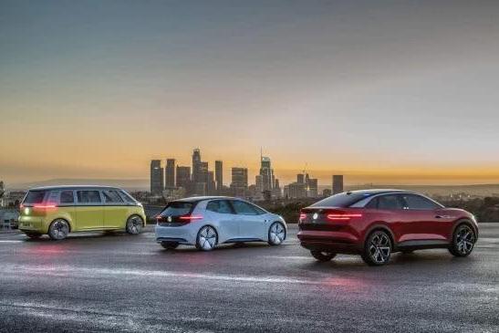 EV早点:蔚来发布第三款量产车EC6;大众汽车2025年电动车销量定为150万辆