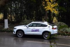 【凰家众测】让合资车主刮目相看的自主轿跑SUV——吉利星越