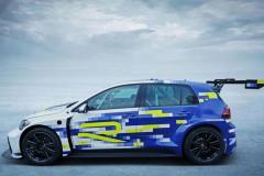 纯电动高尔夫R概念车亮相 将搭载四驱模式