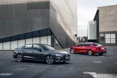 全新奥迪A4L 30.58万起售 为什么称它作全新车型?看这