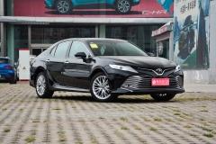 广汽丰田新款凯美瑞上市 配置提升/17.98万起售