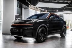 领克05时间限量版首秀 科技范儿轿跑SUV 限量发售1005台