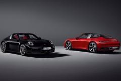 保时捷新911 Targa 4/4S上市 售价149.90万起