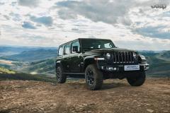 Jeep牧马人限量版车型上市 三把差速锁/造型硬派更个性