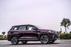 捷途X90龙胆紫配色车型上市 售7.99万-14.09万元