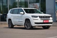 Jeep新款大指挥官上市 售价23.98万起