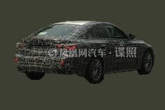 兼顾个性与实用 全新宝马4系Gran Coupe四门版实车曝光