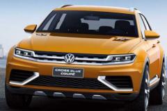 大众Tiguan途观渲染图曝光 未来将推多款Coupe车型
