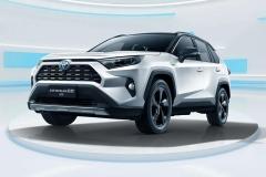 丰田RAV4荣放三款特别版上市 售价19.98万元起