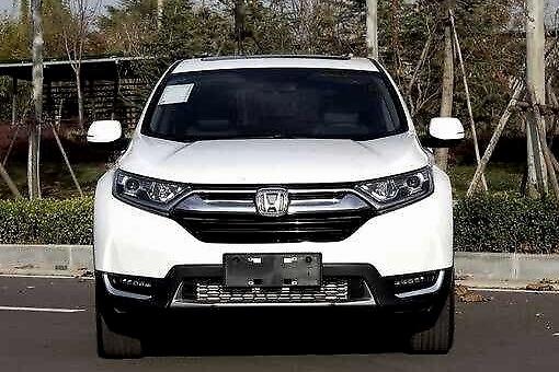 全系标配LED大灯!2020款东风本田CR-V值不值得买?