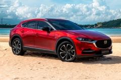 2021款马自达CX-4上市 科技装备升级/售价14.88万起
