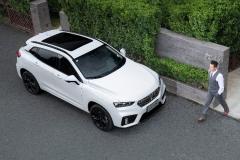 VV7科技版售价19.28万 首任车主享受基础保养终身免费