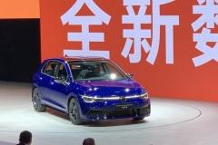 2020北京车展:一汽-大众第八代高尔夫预售15-16.5万元