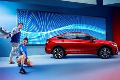2020北京车展:上汽大众轿跑SUV途观X预售24.6万元起