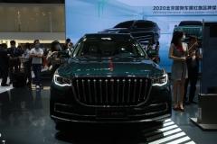 2020北京车展:一汽红旗HS7+正式发布