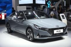 2020北京车展:全新伊兰特正式开启预售