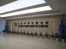 這就是山東 山東產權交易中心