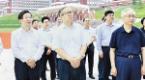 天津市党政代表团到河北省承德市考察
