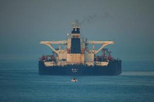 """伊朗媒体说遭扣押涉伊油轮将""""很快""""获释"""