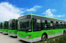 推进城乡公交一体化 西咸新区开通1064路公交线路