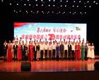 """柘城縣舉行""""不忘初心、牢記使命""""慶祝新中國成立70周年朗誦音樂會"""