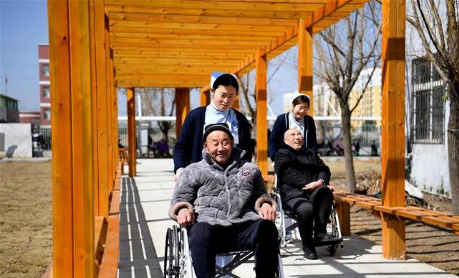 破解老龄化挑战的中国探索