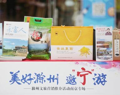 滁州文旅推介活动南京专场成功举办