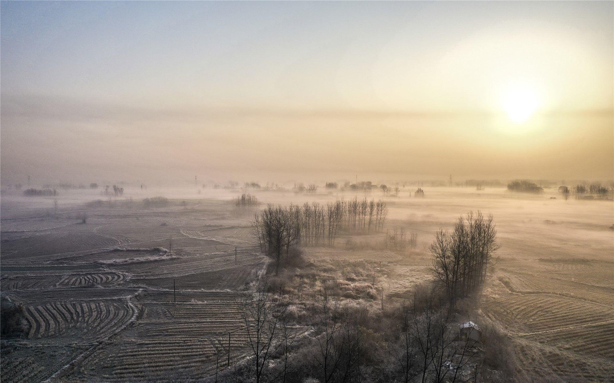 10.冬天里的诗