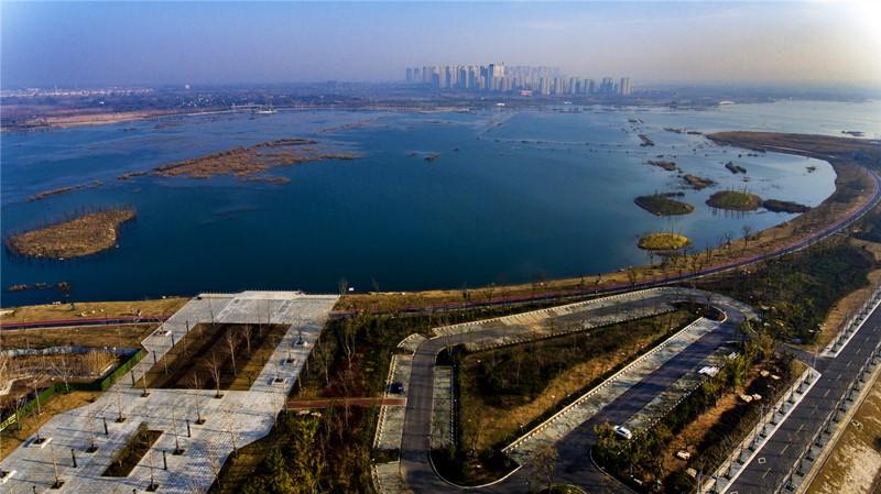 54冬日皇庆湖