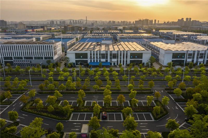 115和暖生机 苏滁工业园