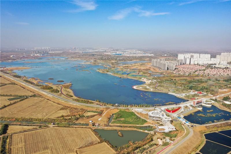 106鸟瞰皇庆湖