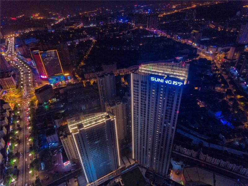 154苏宁广场