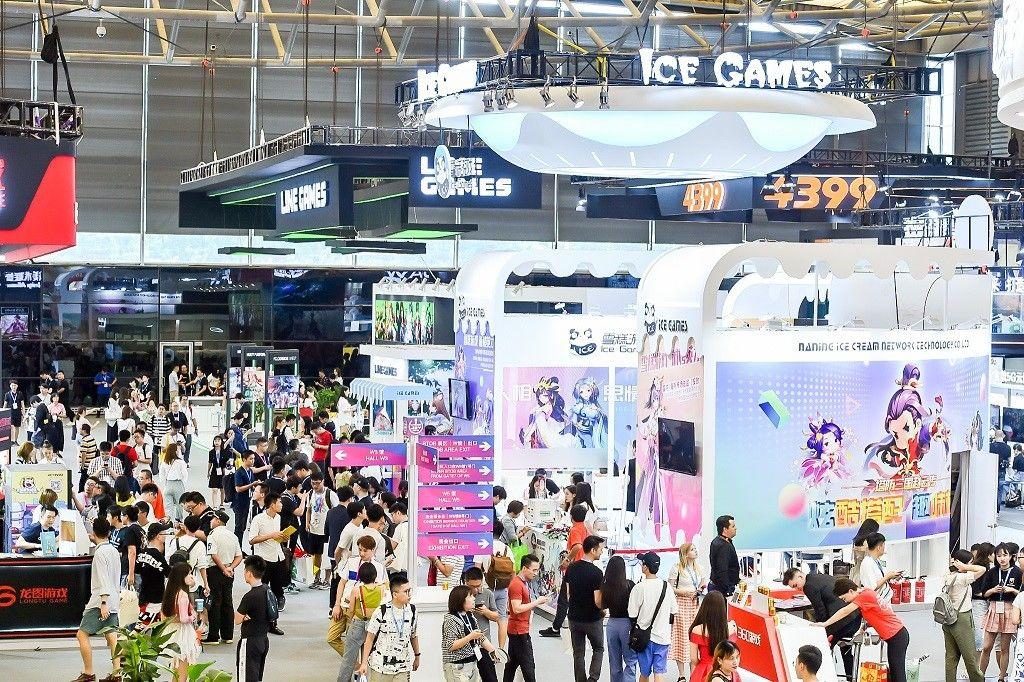 "2019ChinaJoy开幕 ""数""说中国数字娱乐产业"