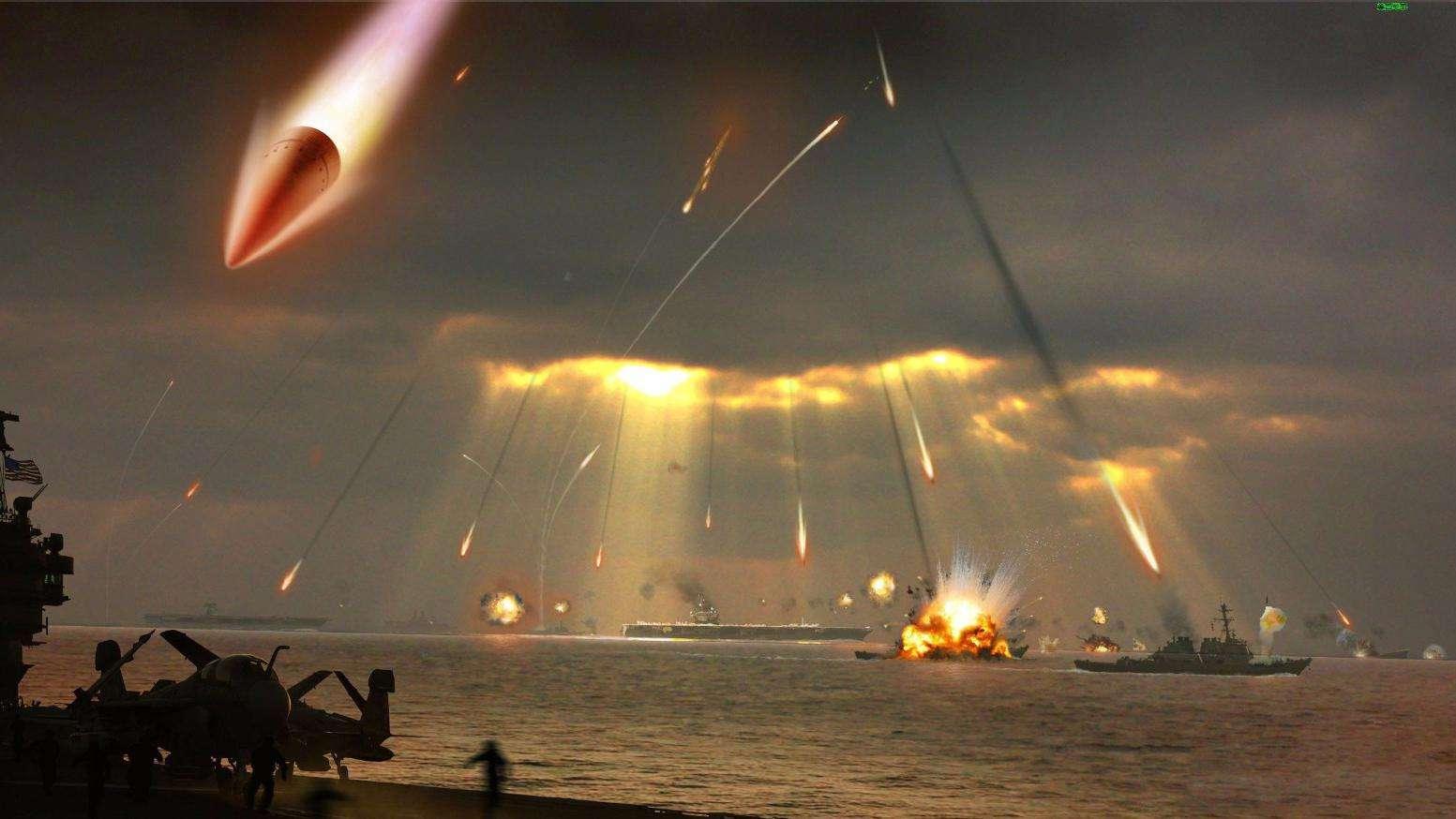 军机处第224期 美军真的无力对抗解放军导弹打击吗?