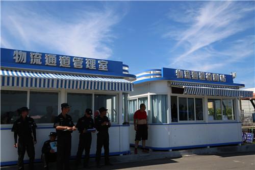 確保舌尖上的安全 青島金沙灘啤酒城讓游客喝得開心吃得放心