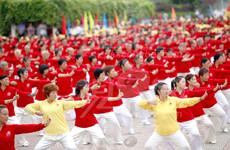 全民健身日 大发彩票大发彩票电脑 多地大发彩票组织 开展丰富多彩的健身活动