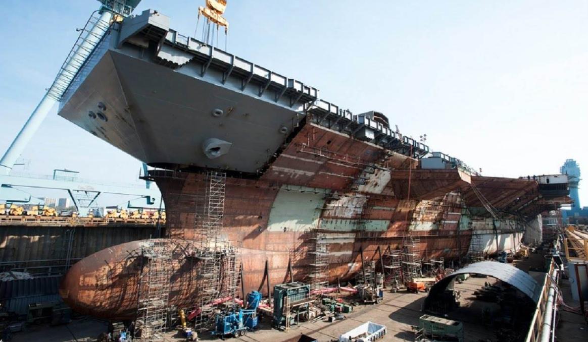 军机处第225期 To中国海军:警惕!美军也在下饺子