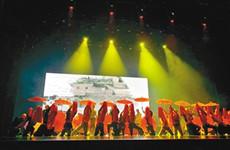 少儿歌舞剧《温暖的摇篮》首演 用艺术歌颂新时代