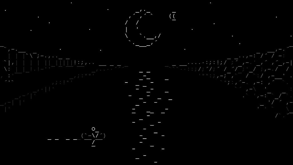 ASCII字符当美术的冒险RPG《石头记》Steam上架