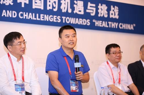 姜明:天明集团将中医药作为主业