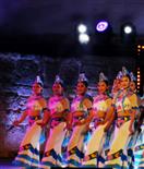 云南艺术团在突尼斯开展文化交流