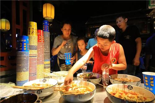 """""""金秋美食月""""暨首届齐鲁厨师艺术节将启,古城美食街开始招商啦"""