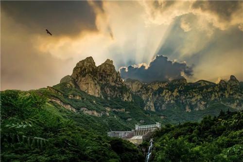 云台山景区的美好永远都在