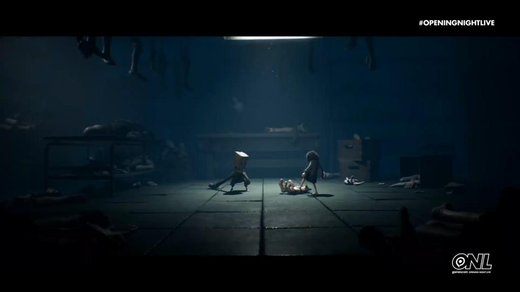 恐怖冒险游戏续作《小小梦魇2》四平台推出