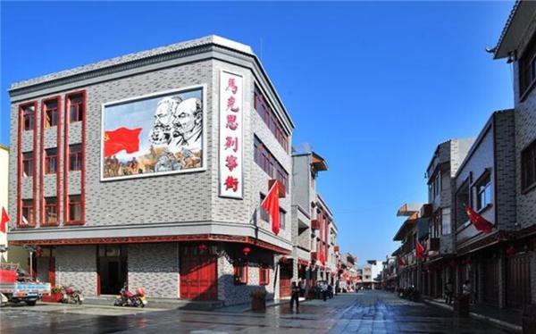 惠州:挖掘革命老区遗址 打造红色旅游产业